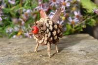 pine-cone-creature